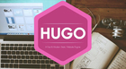 Deploying a hugo site to github pages